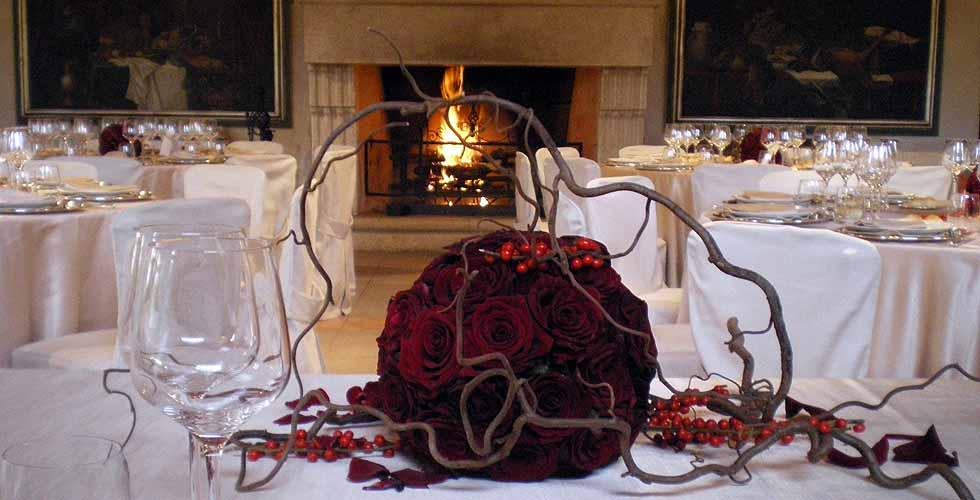 Matrimonio D Inverno Location Toscana : Allestimento matrimonio invernale wy regardsdefemmes